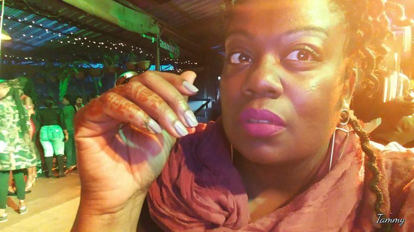 Social Impact Consultant Tammy Freeman in Kenya