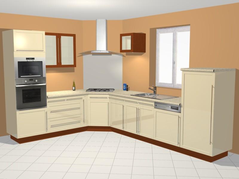 installer une hotte de cuisine