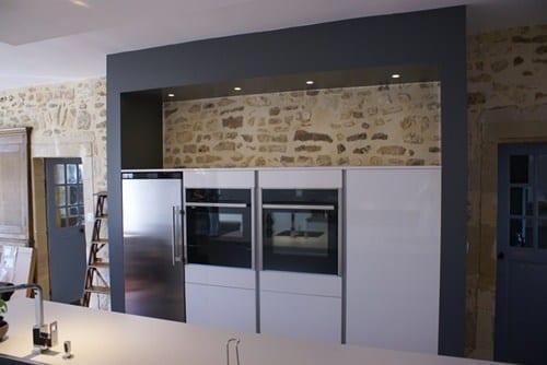Cuisines GARNOTEL Reims Réalisation à Lagery 51170 5