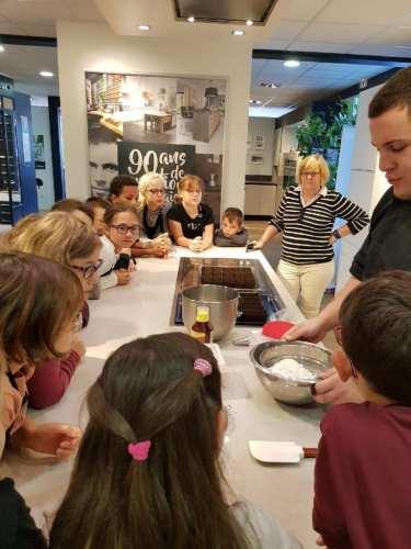 Cuisines GARNOTEL Semaine du gout 2017