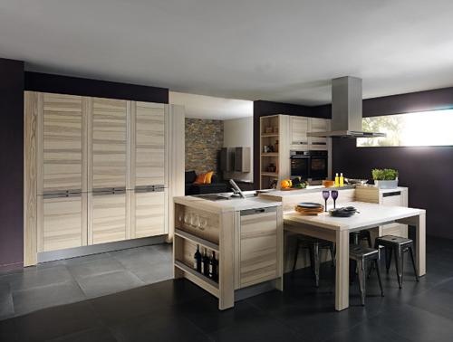 Arthur Bonnet - modèle Attitude - Design Marc Moreau - Cuisines Reims GARNOTEL