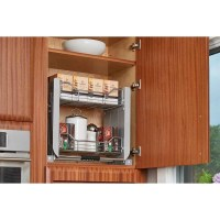Pull Down Shelf   Cuisines Laurier