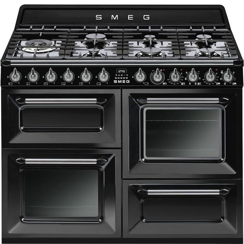 Piano de cuisson gaz SMEG TR4110 Victoria 110 CM | Cuisiniere ...