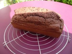 cake chocolaté au yaourt