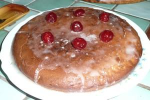 Gâteau aux fruits confits 3