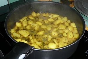 Pommes de terre aux épices 4