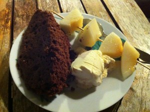 gâteau au chocolat facile