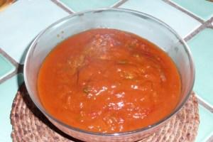 Chutney de piments au citron 4