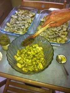 gratin de gnocchis aux courgettes (2)