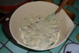 Quiche sans pâte au tofu soyeux 4