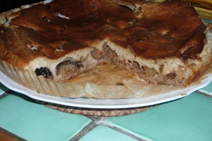 Tarte ananas figues 7