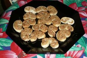 Biscuits apéro à la tapenade tomates fêta 7
