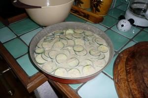 Gâteau de courgettes aux épices 2