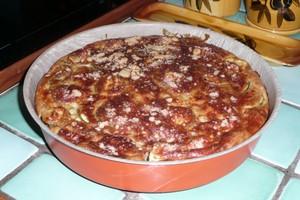 Gâteau de courgettes aux épices 4