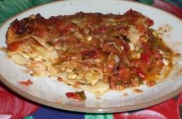 Gratin de lasagnes au Tempeh 8