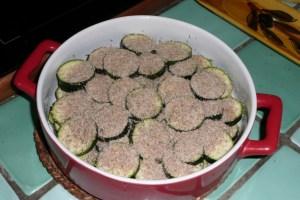 Courgettes au four et à la mozzarella (3)