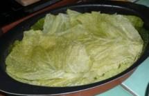 Chou vert frisé en gratin (2)