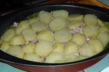 Chou vert frisé en gratin (4)
