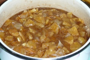 Confiture oranges et citrons aux épices (5)