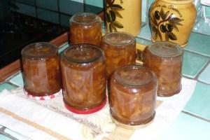 Confiture oranges et citrons aux épices (7)