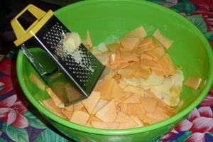 Gratin de courge et pommes de terre (2)