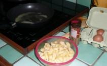 Muffins à l'amande (1)