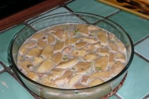 Clafoutis Pommes Pistaches (2)