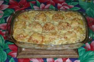 Gratin de pommes de terre et topinambours (7)