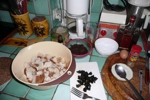 Pudding royal aux fruits secs et au Cognac (1)