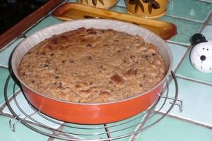 Pudding royal aux fruits secs et au Cognac (5)