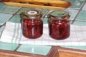 Confiture de poivrons rouges (3)