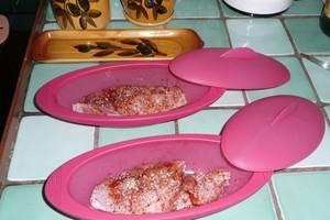 Cuisse de lapin en papillote aux épices (1)