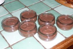 Mousse au chocolat aux citrons bergamote (2)