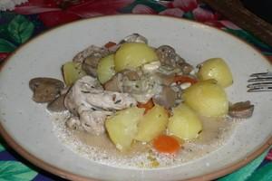 Sauté de dinde aux légumes (7)