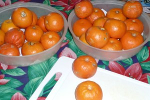 Confiture d'oranges amères au sucre de canne blond (1)