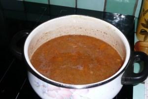 Confiture d'oranges amères au sucre de canne blond (3)