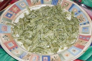 Pesto aux orties et aux noisettes (2)
