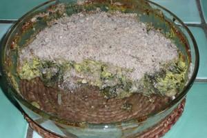 Quiche aux herbes du jardin et à la fourme d'Ambert (6)