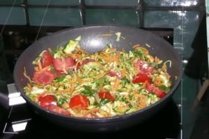 Gratin de macaronis au soja (2)