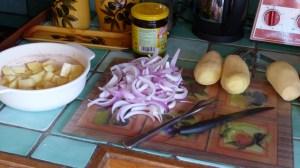 Cuisses de canard aux pommes de terre (1)