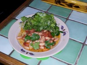 Haricots blancs à la tomate (3)