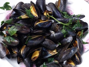 moules marineres