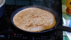 Crêpes à la farine de châtaignes (3)