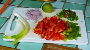 Sauce piquante aux poivrons (1)