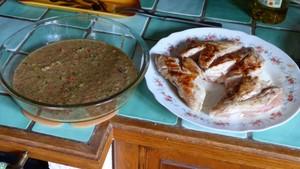 Poulet à la Jamaïcaine (3)