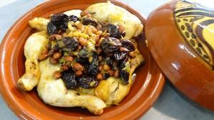 tagine de poulet aux pruneaux (1)