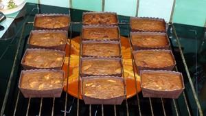 Mini cakes pudding aux pommes (3)