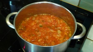 Sauce tomate aux aromates (2)