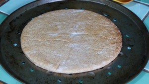 Pizza à l'oignon doux des Cévennes (1)