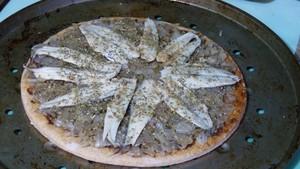 Pizza à l'oignon doux des Cévennes (3)